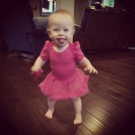 Walking and dancing!